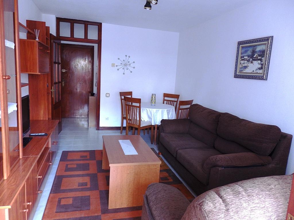 Salón - Piso en alquiler de temporada en calle Benedicto Ruiz, Ajo - 298042284