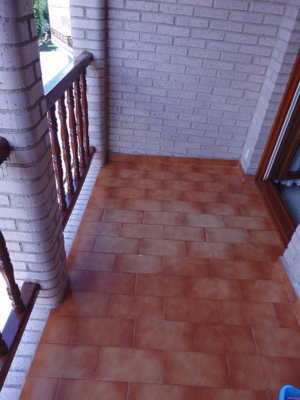 Balcón - Piso en alquiler de temporada en calle Benedicto Ruiz, Ajo - 298042353
