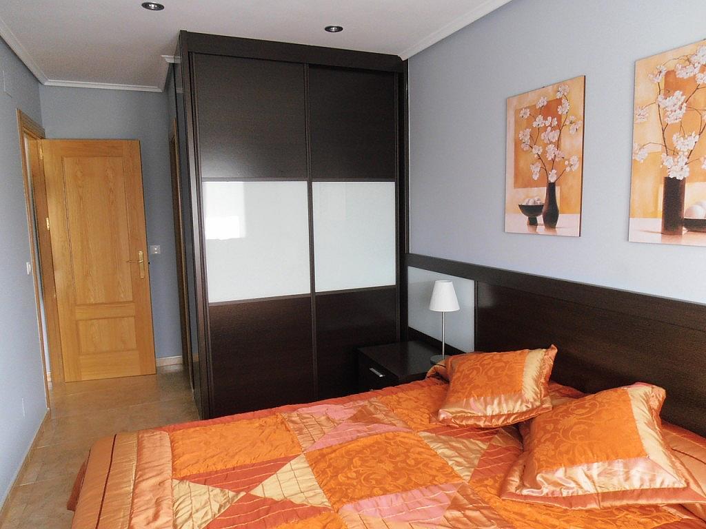 Dormitorio - Piso en alquiler de temporada en calle Pedro del Camino Mijarazo, Ajo - 308870097