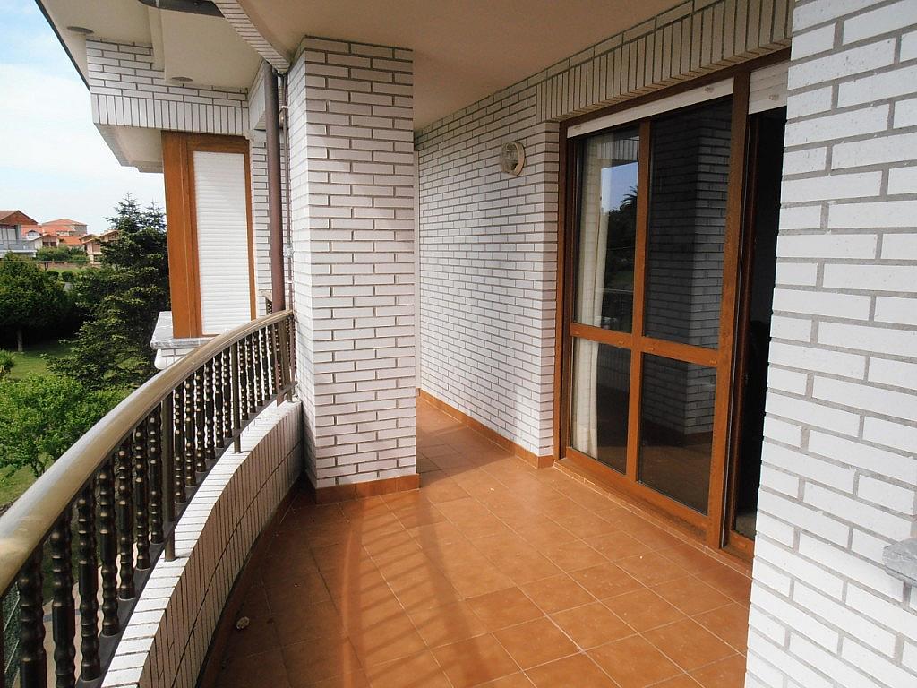 Terraza - Piso en alquiler de temporada en calle Pedro del Camino Mijarazo, Ajo - 308870130