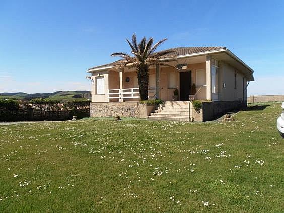 Fachada - Casa en alquiler de temporada en calle Rucieras, Bareyo - 210603958