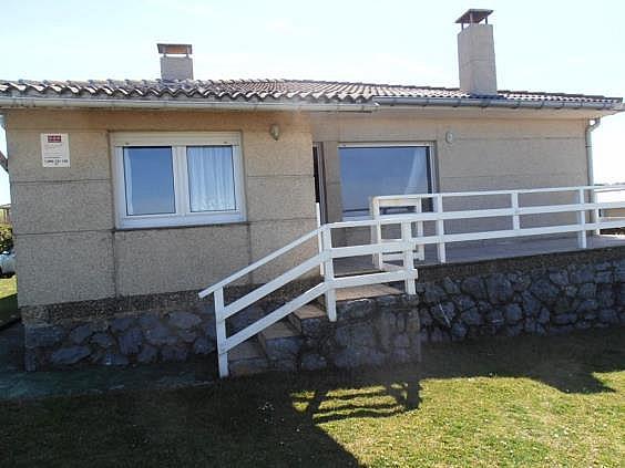 Fachada - Casa en alquiler de temporada en calle Rucieras, Bareyo - 210603961
