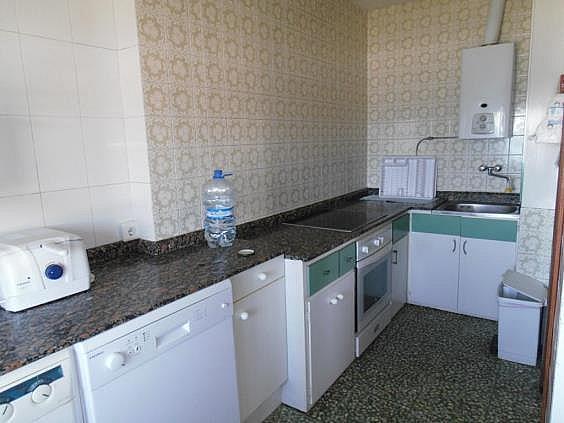 Cocina - Casa en alquiler de temporada en calle Rucieras, Bareyo - 210603970
