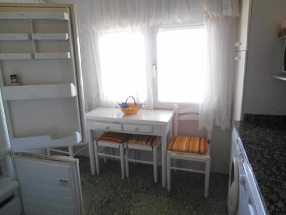 Cocina - Casa en alquiler de temporada en calle Rucieras, Bareyo - 210603973