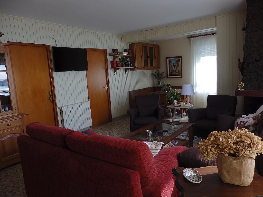Salón - Casa en alquiler de temporada en calle Rucieras, Bareyo - 270715918