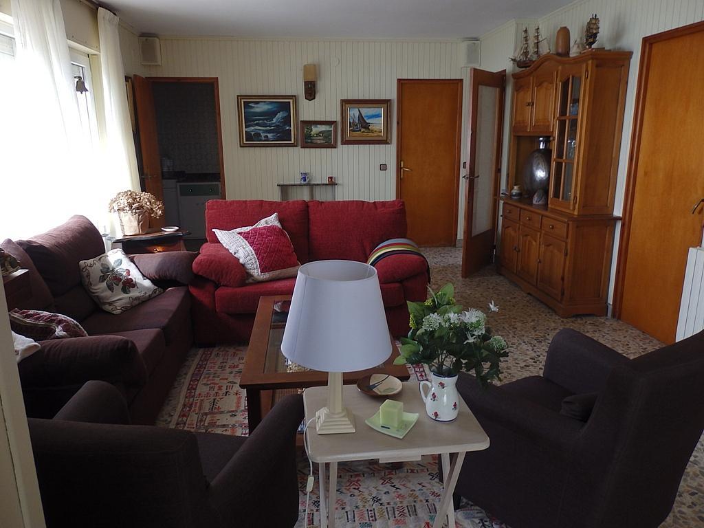 Salón - Casa en alquiler de temporada en calle Rucieras, Bareyo - 270716343