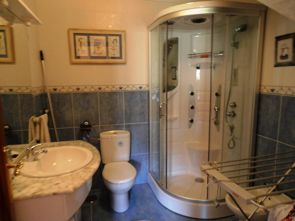 Baño - Piso en alquiler en calle Socamino, Ajo - 217405123