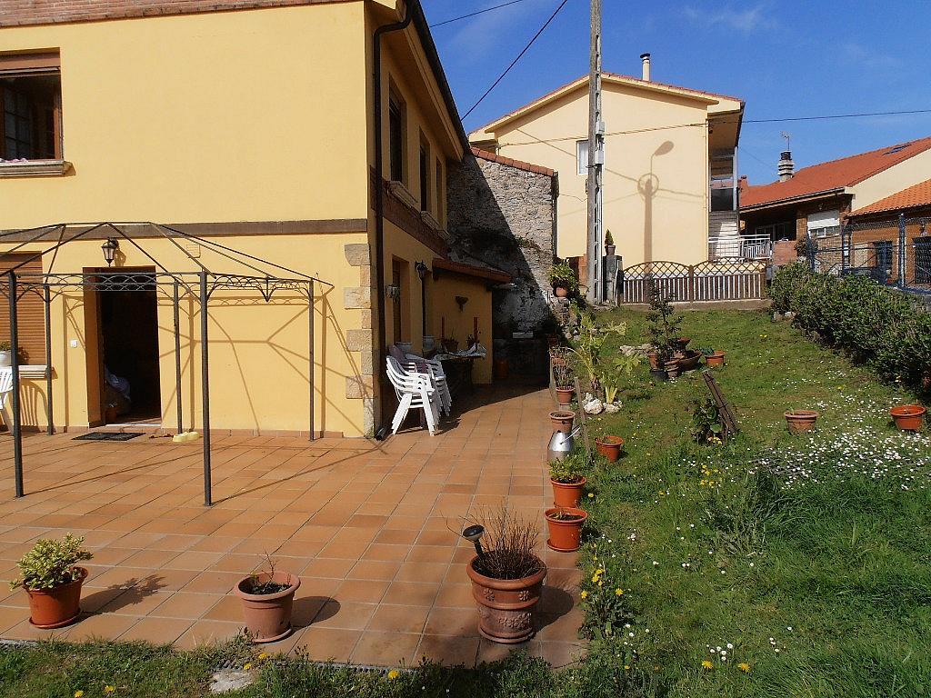 Jardín - Piso en alquiler en calle Socamino, Ajo - 217405144