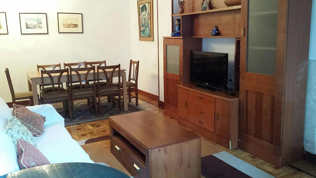 Salón - Piso en alquiler en calle Republica Argentina, Castro-Urdiales - 317187995
