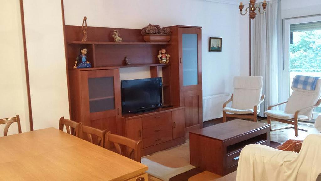Salón - Piso en alquiler en calle Republica Argentina, Castro-Urdiales - 317187998