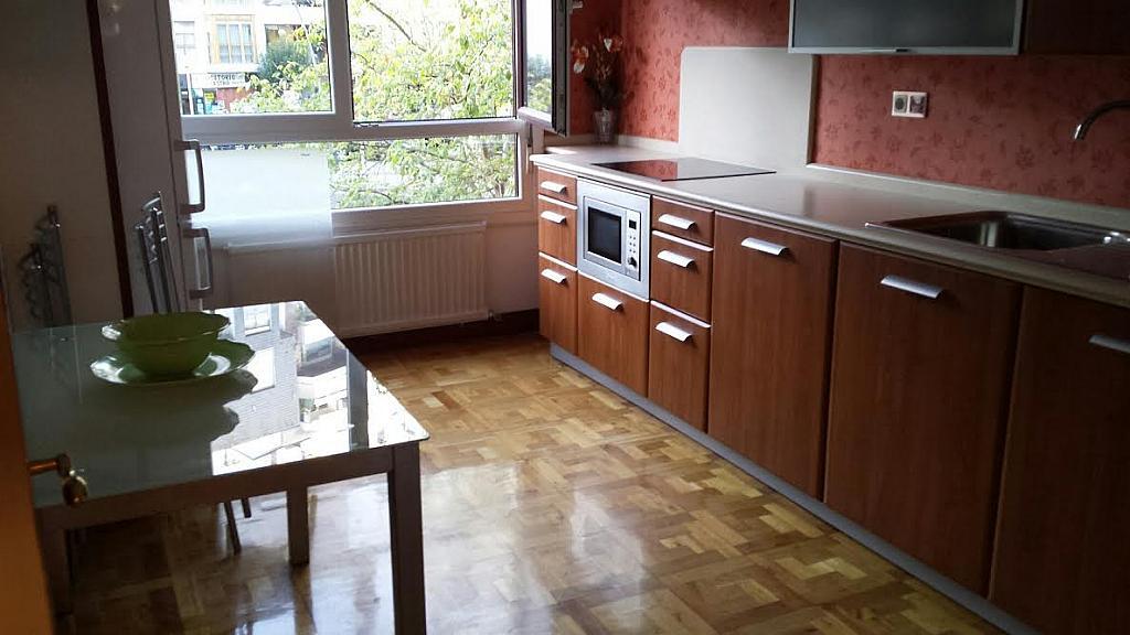 Cocina - Piso en alquiler en calle Republica Argentina, Castro-Urdiales - 317187999
