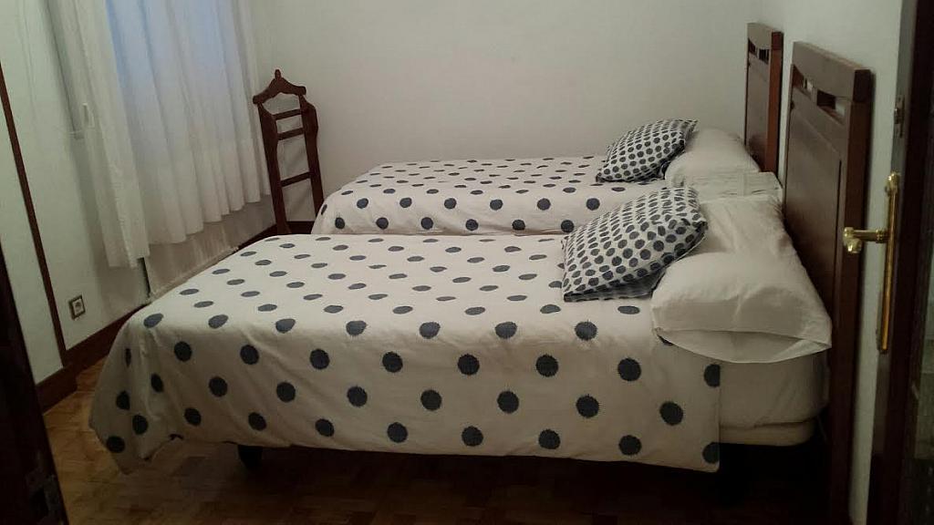 Dormitorio - Piso en alquiler en calle Republica Argentina, Castro-Urdiales - 317188013