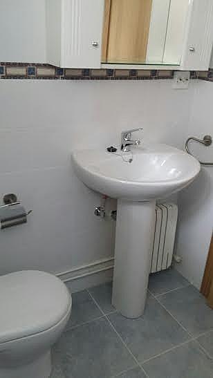 Baño - Piso en alquiler en paseo Ocharan Mazas, Castro-Urdiales - 324827088