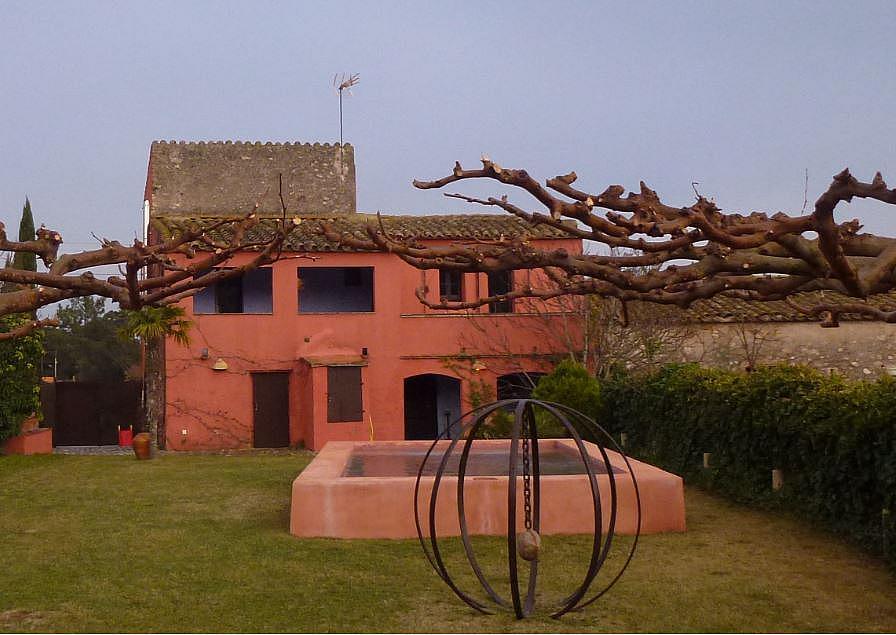 Jardín - Casa en alquiler en calle Eres, Sant Miquel de Fluvià - 219988241