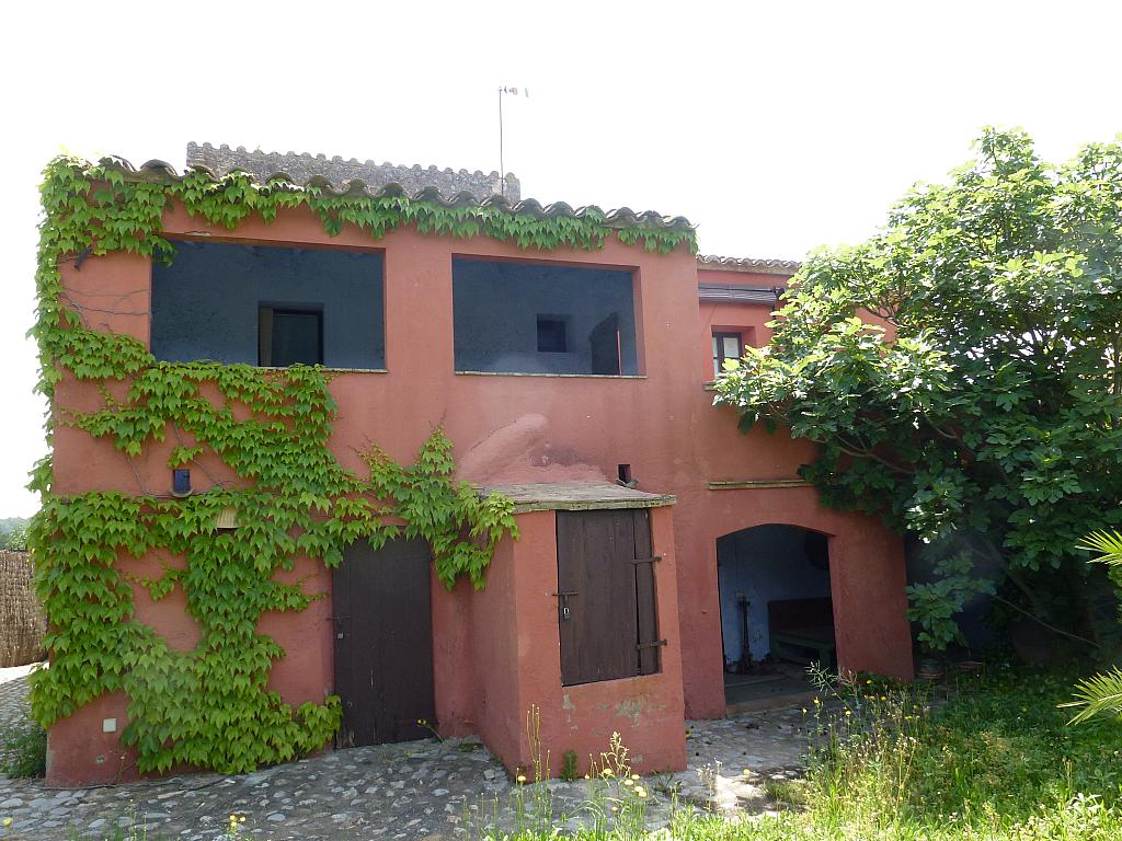 Fachada - Casa en alquiler en calle Eres, Sant Miquel de Fluvià - 219988244