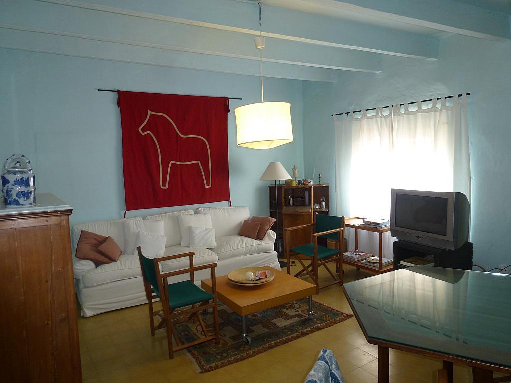 Salón - Casa en alquiler en calle Eres, Sant Miquel de Fluvià - 219988252