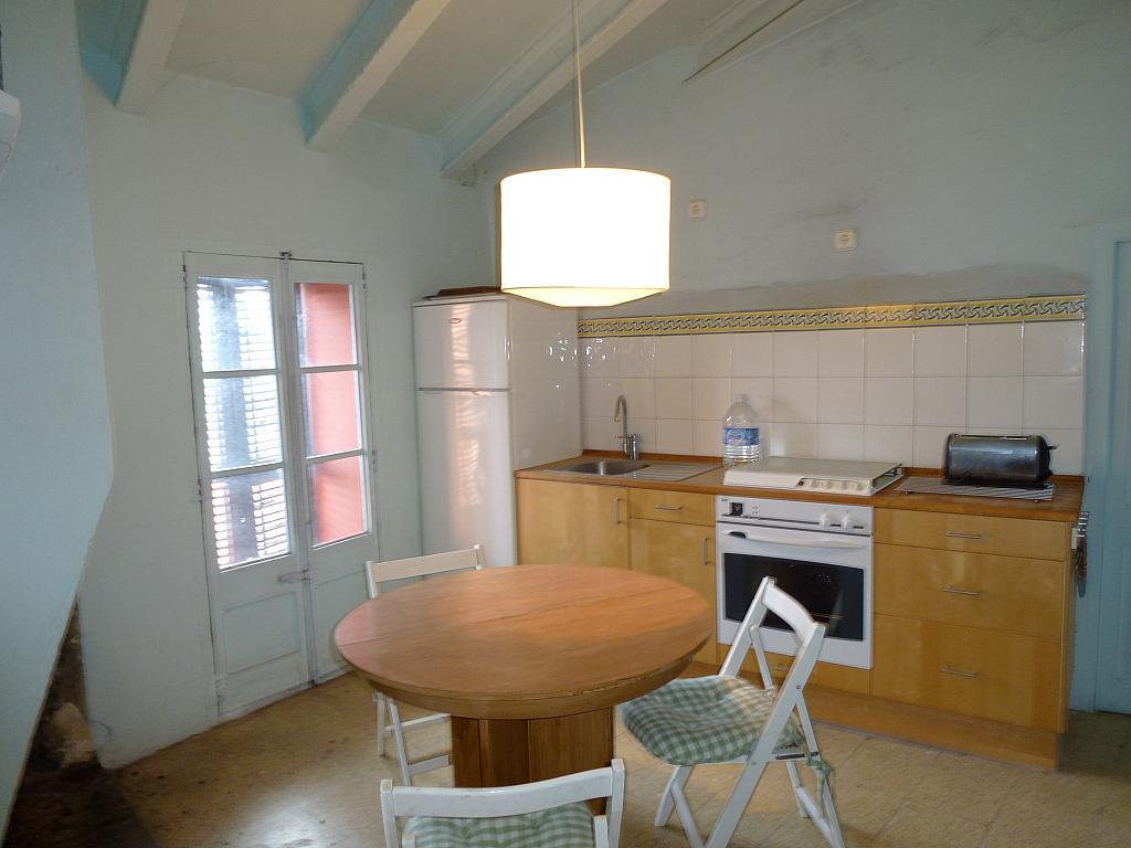 Comedor - Casa en alquiler en calle Eres, Sant Miquel de Fluvià - 219988267