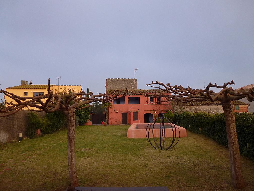 Jardín - Casa en alquiler en calle Eres, Sant Miquel de Fluvià - 219988298