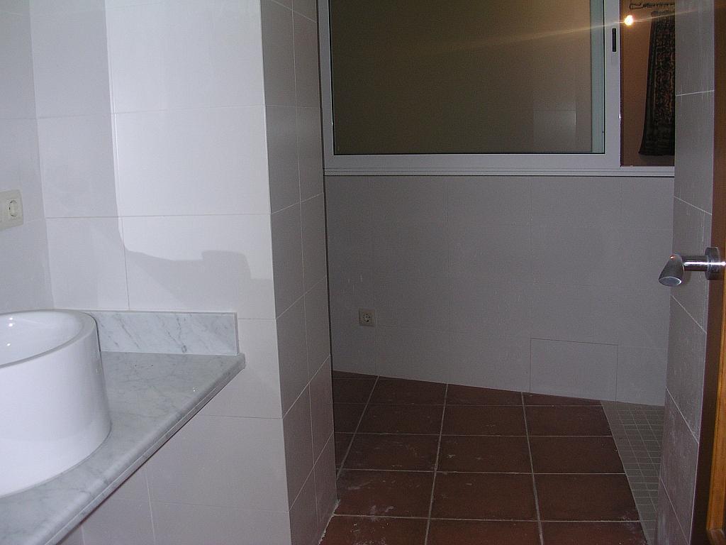 Baño - Piso en alquiler en calle Bonaire, Sant Mori - 233376535