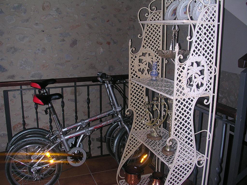 Salón - Casa rural en alquiler en calle Bonaire, Sant Mori - 233538354