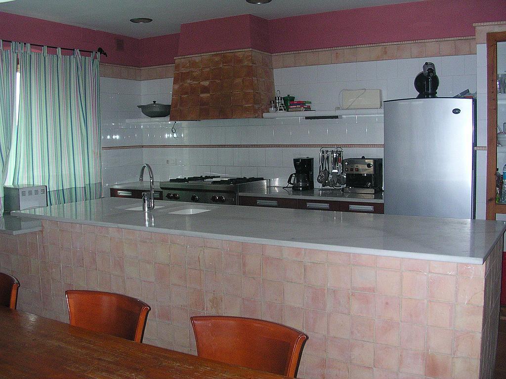 Cocina - Casa rural en alquiler en calle Bonaire, Sant Mori - 233538375
