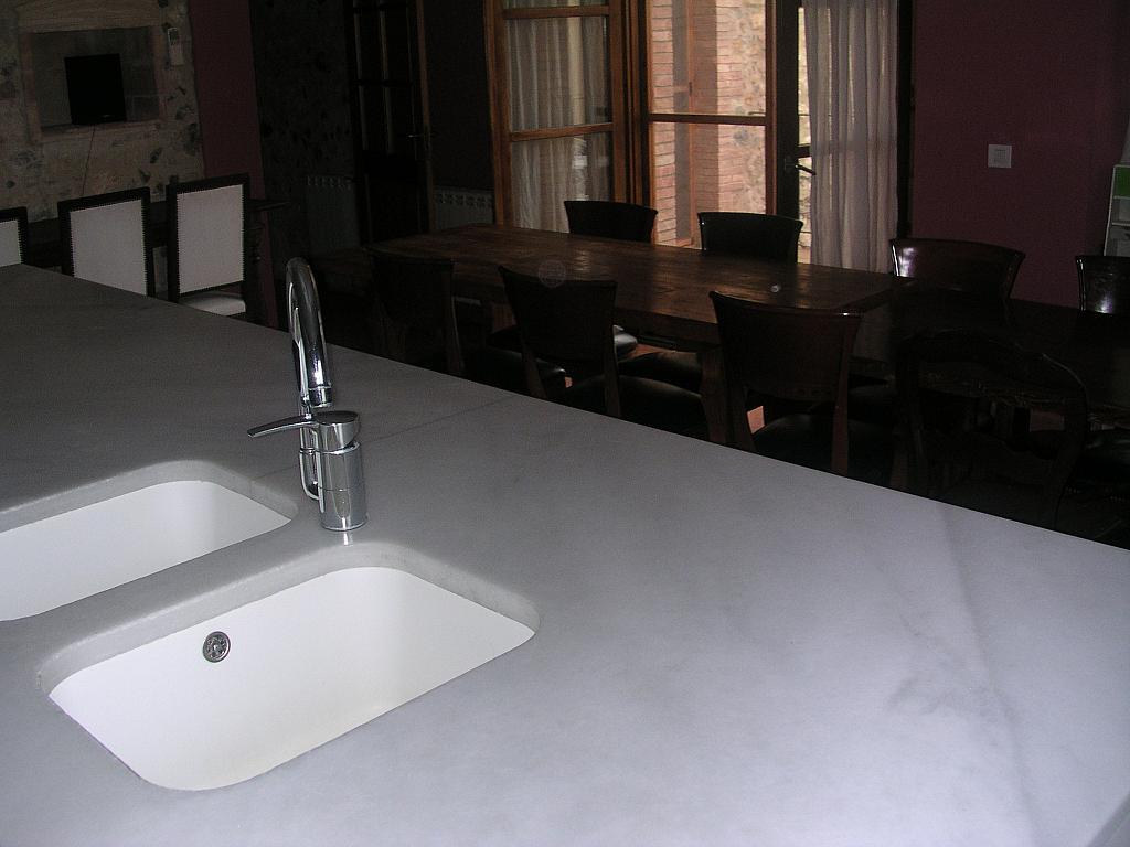 Cocina - Casa rural en alquiler en calle Bonaire, Sant Mori - 233538422