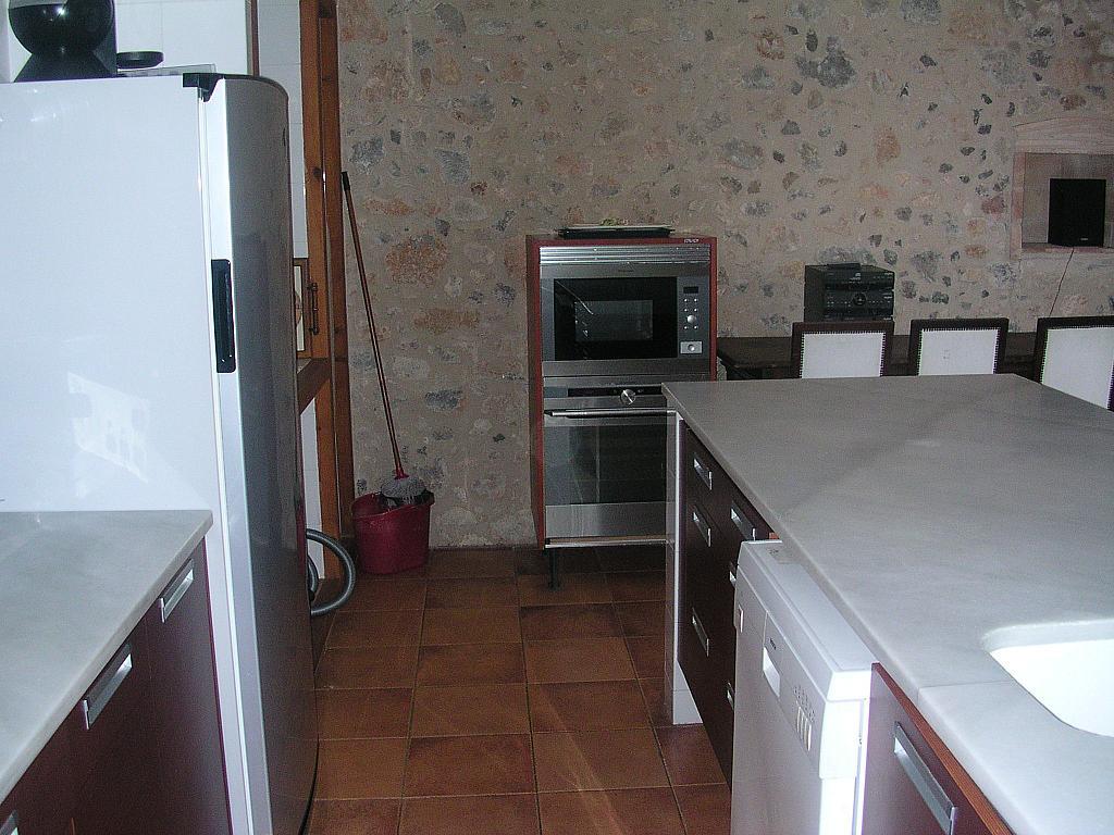 Cocina - Casa rural en alquiler en calle Bonaire, Sant Mori - 233538437