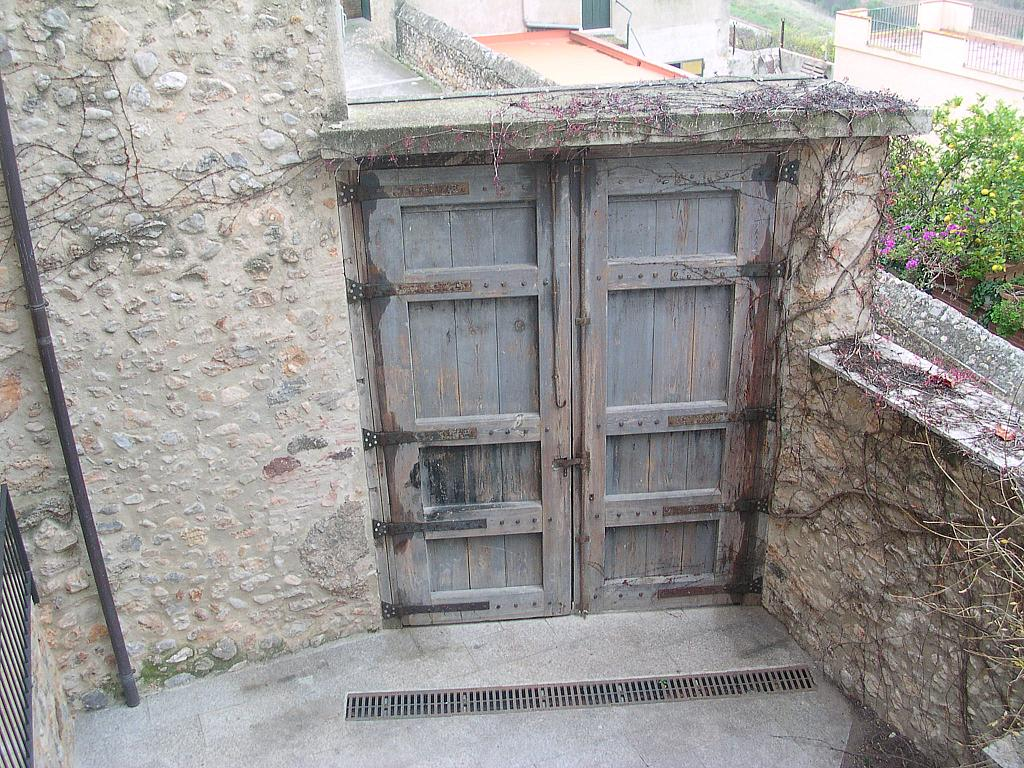 Patio - Casa rural en alquiler en calle Bonaire, Sant Mori - 233538449