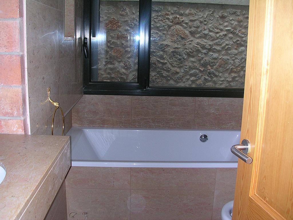 Baño - Casa rural en alquiler en calle Bonaire, Sant Mori - 233538585