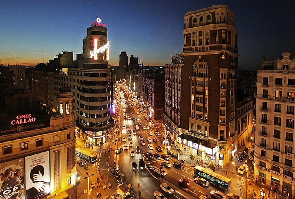 Piso en alquiler en calle Princesa, Argüelles en Madrid - 324374766