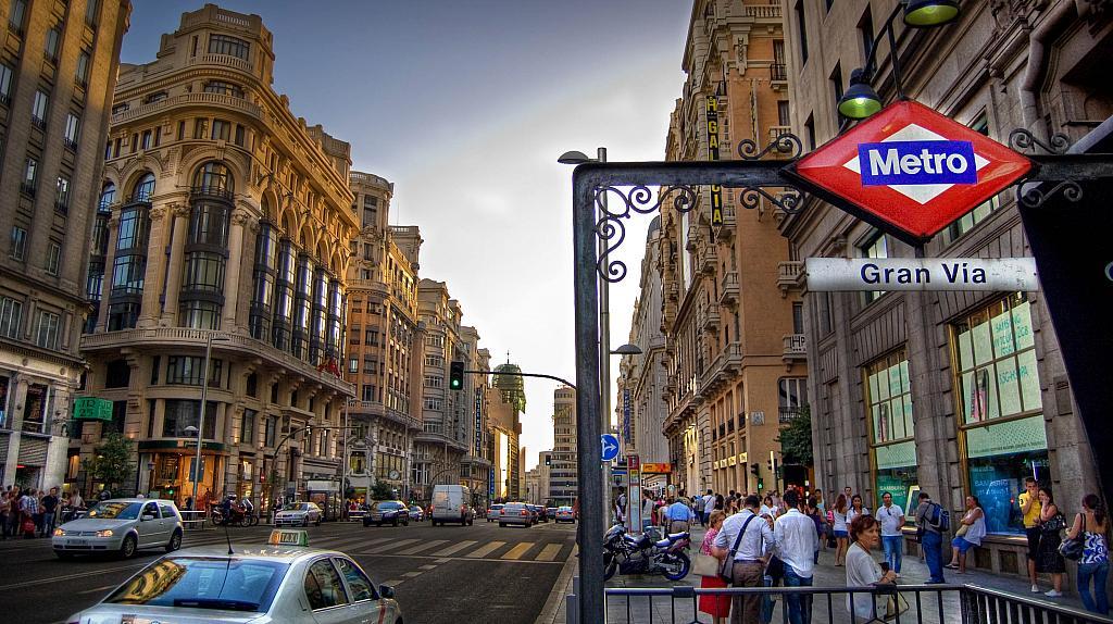 Piso en alquiler en calle Princesa, Argüelles en Madrid - 324374770