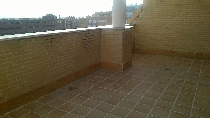Ático en alquiler en calle Euro, Pau de Carabanchel en Madrid - 351497193