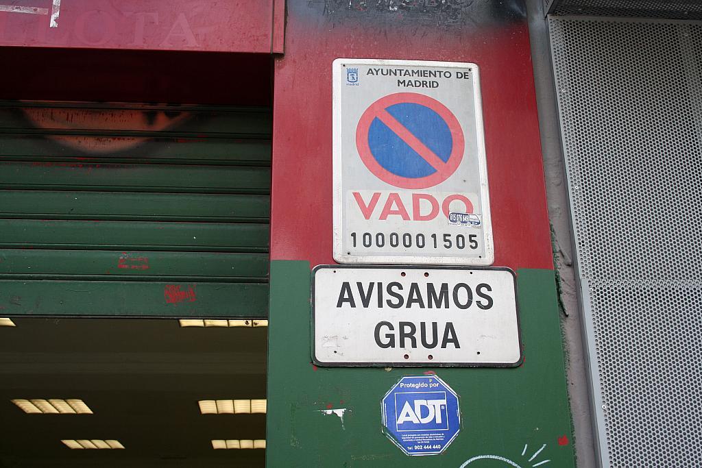 Nave en alquiler en calle Sepulveda, Lucero en Madrid - 213919959