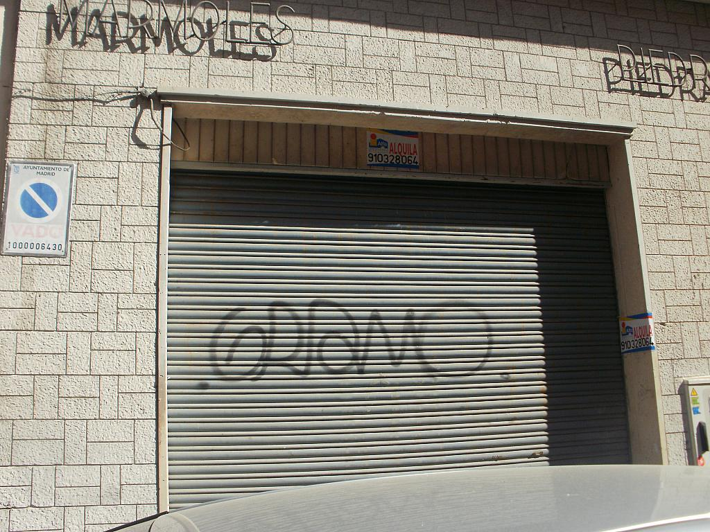 Local en alquiler en calle Barrafon, Puerta del Ángel en Madrid - 214144008