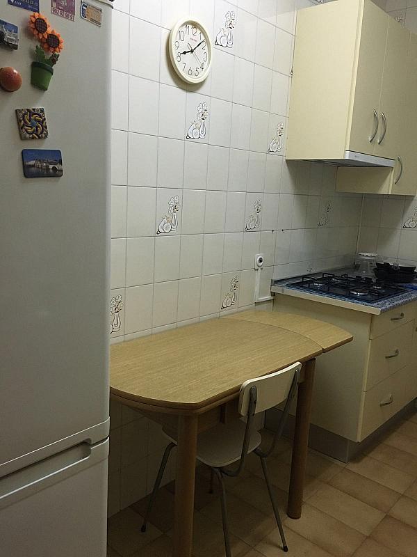 Cocina - Piso en alquiler en calle Bami, Bami en Sevilla - 277047397