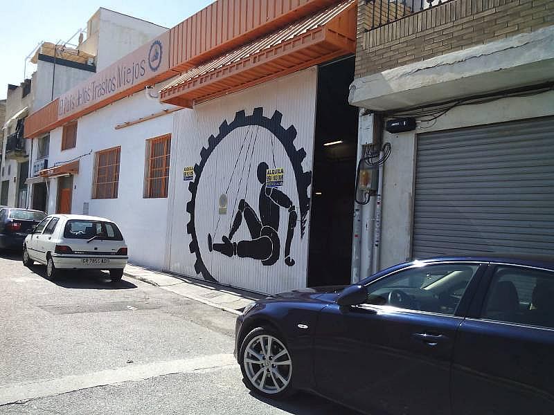 Foto - Nave industrial en alquiler en calle Churriana de la Vega, Churriana de la Vega - 256507120