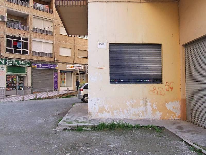 Foto - Local comercial en alquiler en calle Vergeles, Zaidín en Granada - 217246928