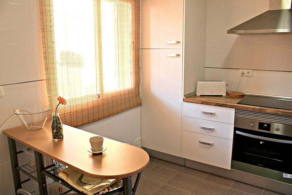 Foto 8 - Casa adosada en alquiler de temporada en Benajarafe - 294107784