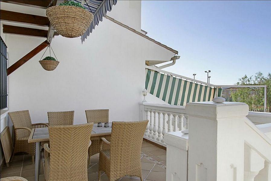 Foto 6 - Casa adosada en alquiler de temporada en Caleta de Velez - 215727377