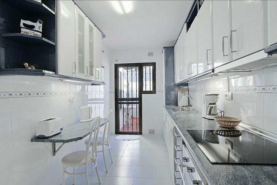 Foto 8 - Casa adosada en alquiler de temporada en Caleta de Velez - 215727383