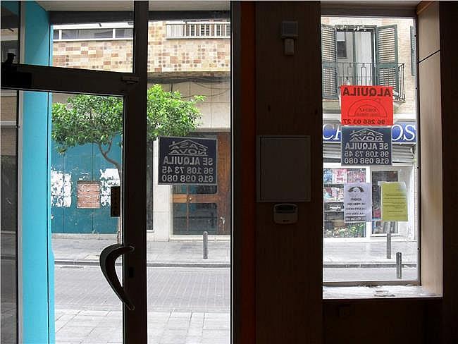 Local comercial en alquiler en calle Cami Real, Sagunto/Sagunt - 317279025