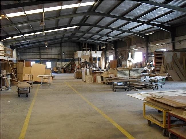 Nave industrial en alquiler en calle Don Juan de Austria, Puerto de Sagunto - 317279064