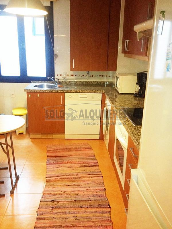 Cocina.JPG - Piso en alquiler en Teatinos en Oviedo - 296288700