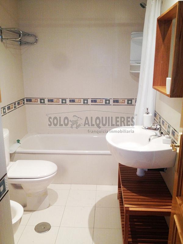 Baño.JPG - Piso en alquiler en Teatinos en Oviedo - 296288712