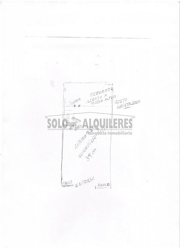 PLANO LOCAL PADRE ALLER.jpg - Local comercial en alquiler en Oviedo - 293662227