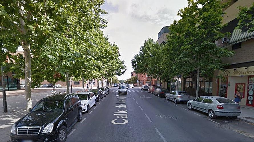 Entorno - Parking en alquiler en calle Valparaiso, Pinto - 284369053