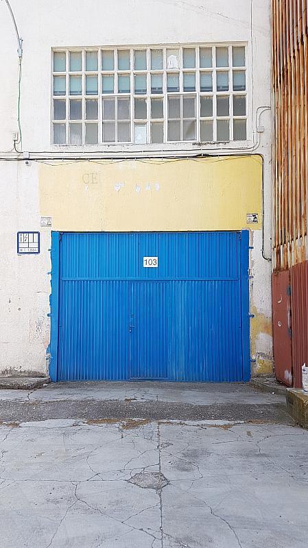 Nave en alquiler en calle Cuesta de Valderremata, La Estacion en Valdemoro - 286293169
