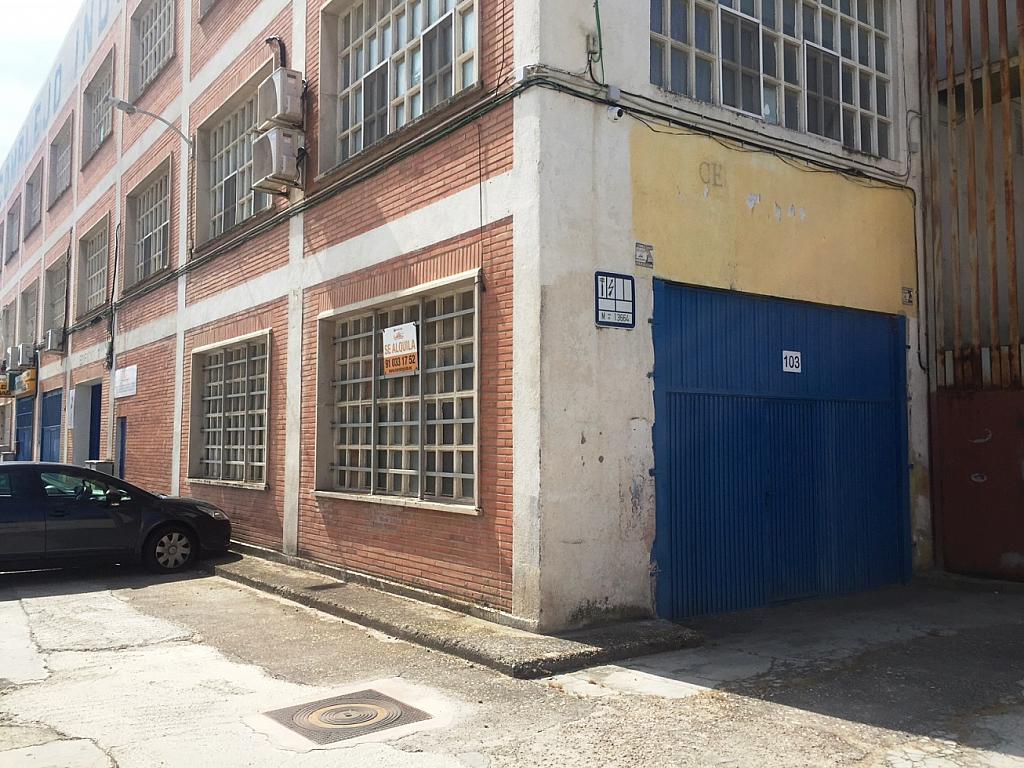 Nave en alquiler en calle Cuesta de Valderremata, La Estacion en Valdemoro - 286293226