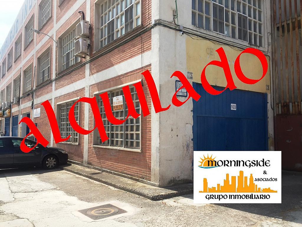 Nave en alquiler en calle Cuesta de Valderremata, La Estacion en Valdemoro - 368250399
