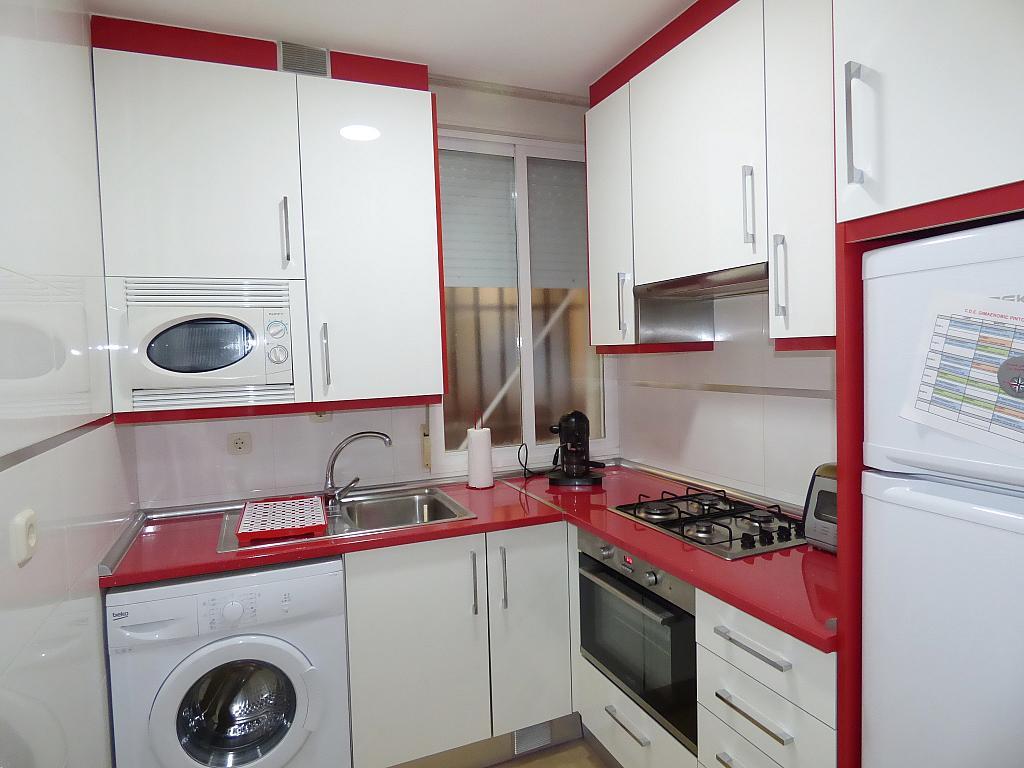 Piso en alquiler en calle Marques, Pinto - 294053583